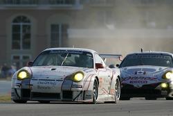 #55 Farnbacher Loles Racing Porsche GT3 RSR: Piere Ehret, Lars Nielsen, Dominik Farnbacher