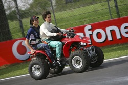 Alexandre Negrao and Nelson A. Piquet