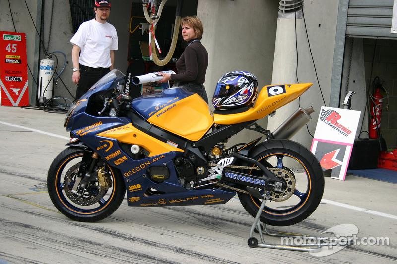 SRU Racing Sangerhaus