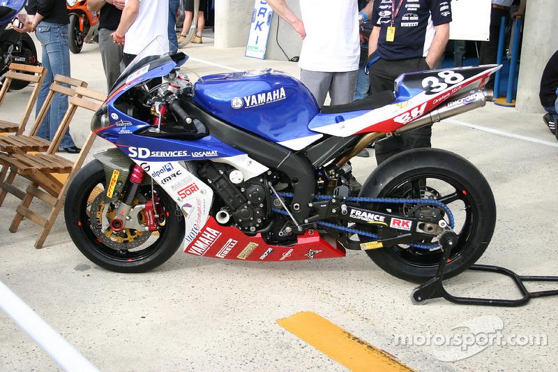Endurance Moto 38
