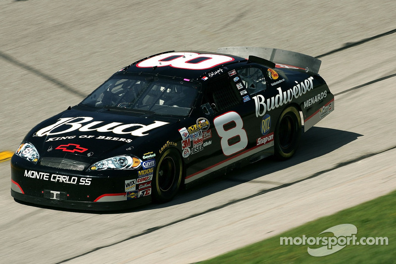 """Tribut an """"Intimidator"""" Dale Earnhardt"""