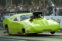 While not the quickest Pro Mod, Chip King's '69 Daytona was one of the unique cars in the category