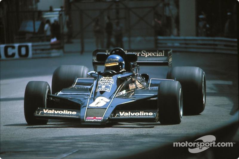 Lotus-Ford 78 von 1977 und 1978