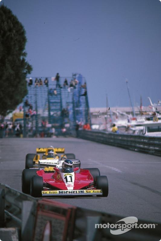 Carlos Reutemann, Ferrari 312 T3