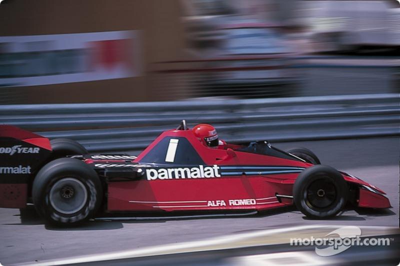 Além de pesado demais, o motor também não era dos mais confiáveis, e deixou por vezes o time na mão. O momento mais notável da parceria foi no GP da Suécia de 1978, quando Lauda venceu com o folclórico 'fan-car', com uma hélice logo atrás da asa traseira.