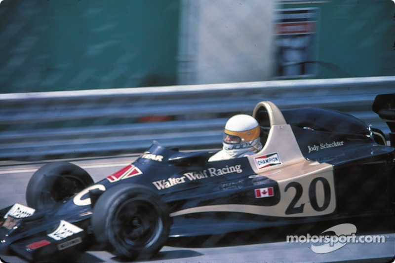 Jody Scheckter, Wolf WR3 Ford