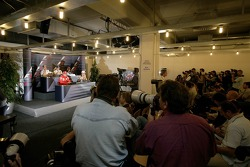 Thursday FIA press conference: Michael Schumacher, Ralf Schumacher, Christian Klien, Nick Heidfeld and Christijan Albers