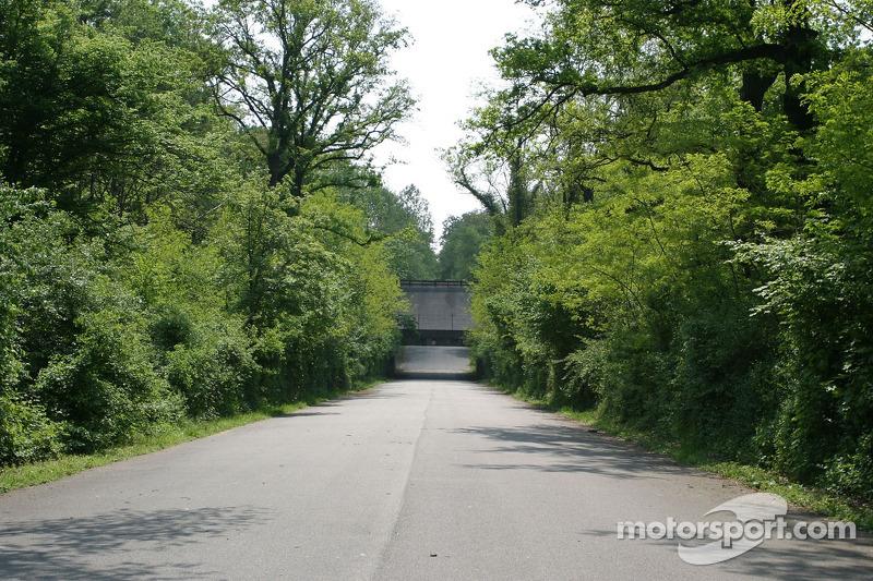 L'Autodrome Nazionale de Monza