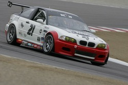 #21 Matt Connolly Motorsports BMW M3: Jeff Altenburg, John Angelone, Matt Connolly