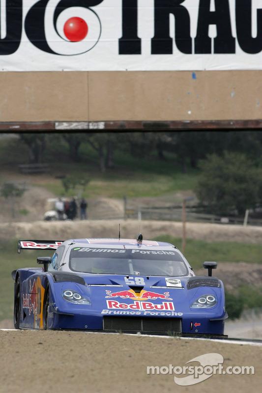 #58 Red Bull Brumos Porsche Porsche Fabcar: David Donohue, Darren Law