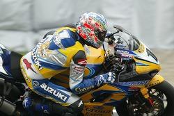 Superbike Saturday practice