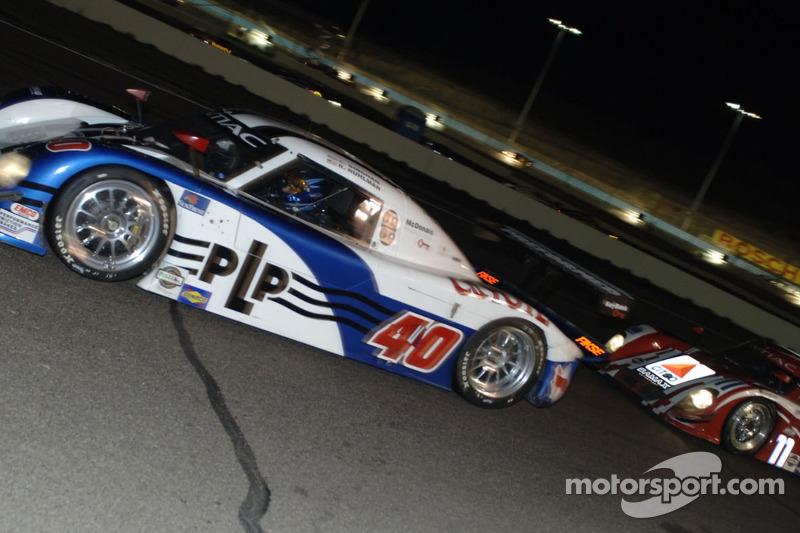 #40 Derhaag Motorsports Pontiac Riley: Randy Ruhlman, Chris Bingham