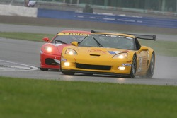 #19 Riverside Corvette Z06 GT3: Francois Xavier Turny, James Ruffier