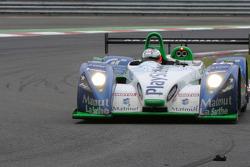 #17 Pescarolo Sport Pescarolo C60 Judd: Emmanuel Collard, Jean-Christophe Boullion