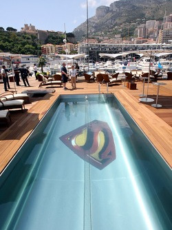 The Superman pool