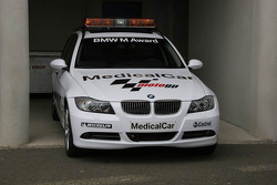 BMW M5 Medical Car