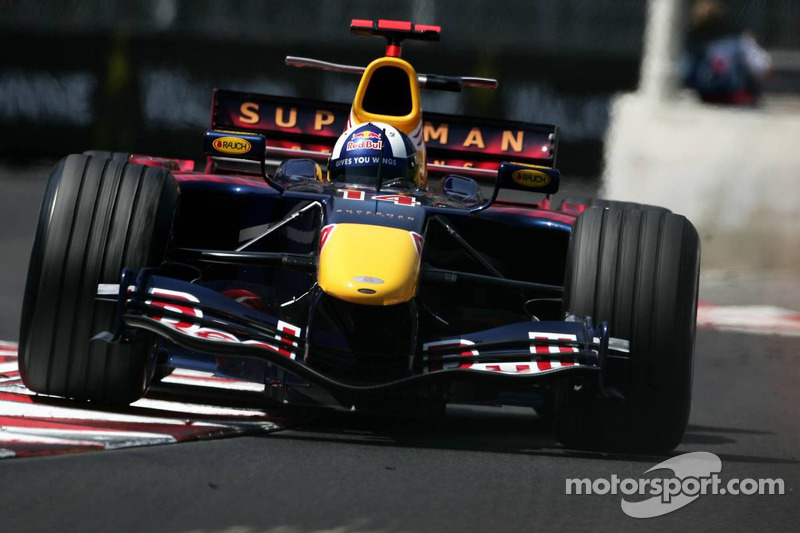 David Coulthard: 246 Rennen