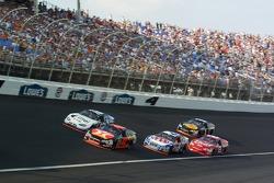 Ryan Newman, Casey Mears, Mark Martin, Dale Earnhardt Jr., Martin Truex Jr.