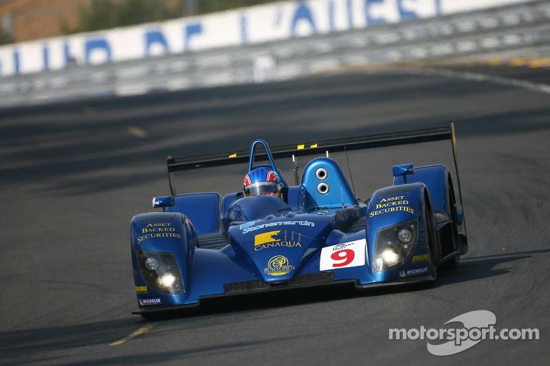 #9 Creation Autosportif Creation CA06/H Judd: Nicolas Minassian, Felipe Ortiz, Giuseppe Gabbiani