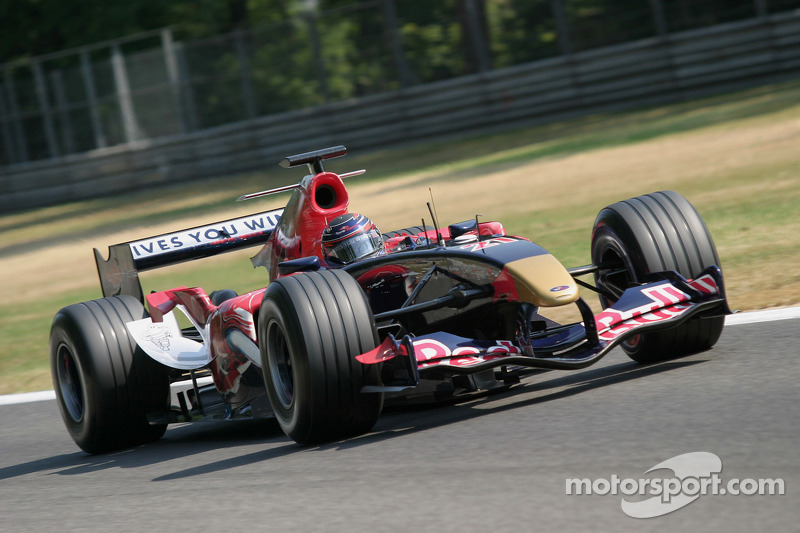 2006: Toro Rosso STR1