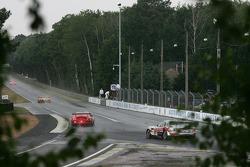 #77 Multimatic Motorsports Team Panoz Panoz Esperante GTLM: Gunnar Jeannette, Tom Milner, Scott Maxwell