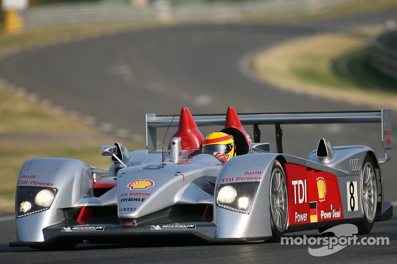 2006: Sieg bei den 24h Le Mans