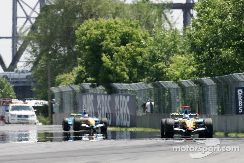 Tour de formation: Fernando Alonso