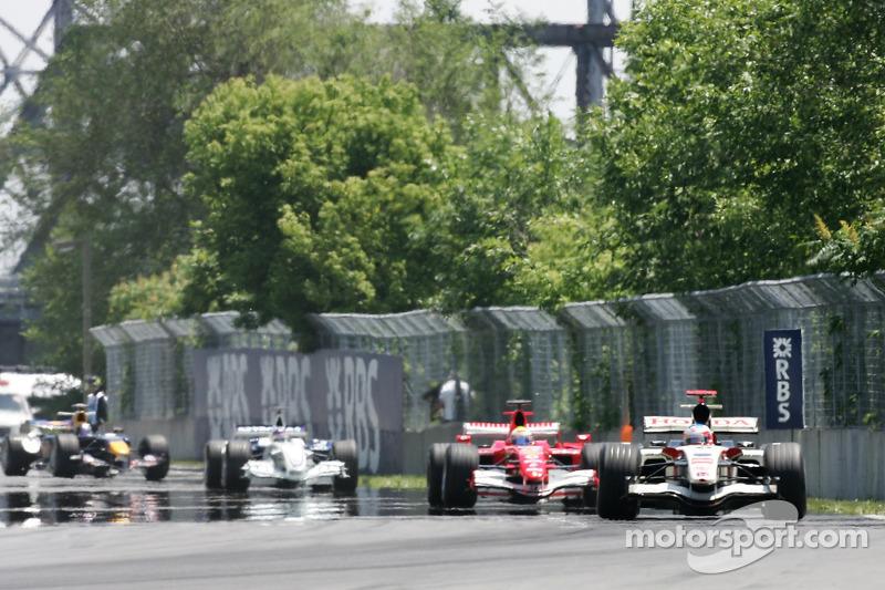 Tour de formation: Rubens Barrichello