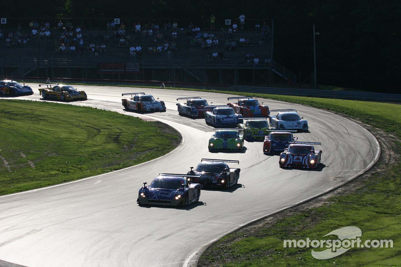 #39 Crown Royal Special Reserve/ Cheever Porsche Crawford: Christian Fittipaldi, Eddie Cheever mène