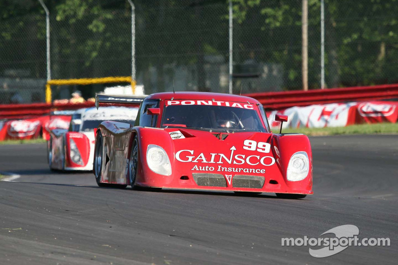 #99 Gainsco/ Blackhawk Racing Pontiac Riley: Jon Fogarty, Alex Gurney