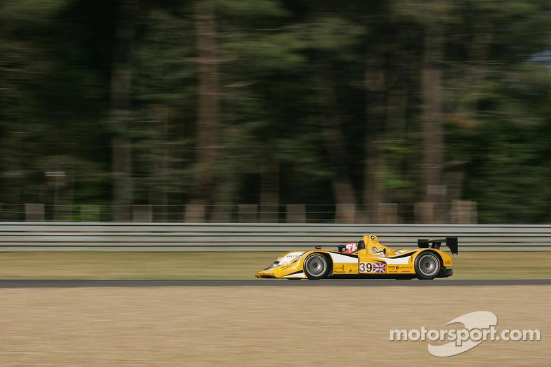 #39 Chamberlain Synergy Motorsport Lola B05/40 AER: Miguel Amaral, Miguel Angel Castro, Warren Hugues
