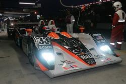 #33 Intersport Racing Lola B05/40 AER: Clint Field, Liz Halliday, Duncan Dayton
