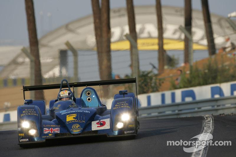 #9 Creation Autosportif Creation CA06/H Judd: Felipe Ortiz, Giuseppe Gabbiani, Jamie Campbell-Walter