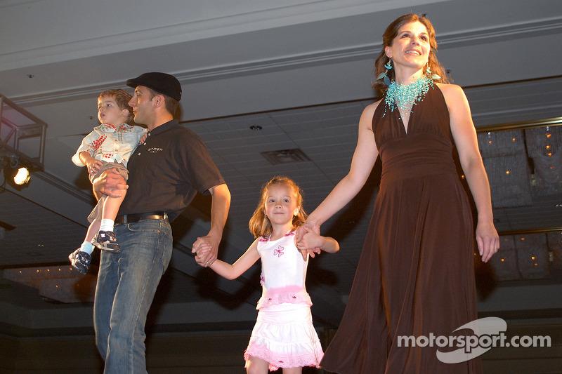 Romeo, Stephan, Eliza et Virginie Gregoire