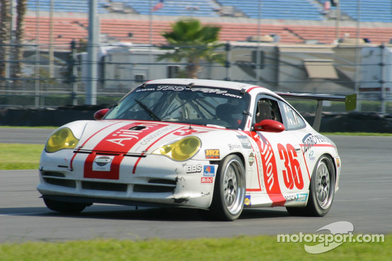 #36 TPC Racing Porsche GT3 Cup: Ian Baas, Spencer Pumpelly