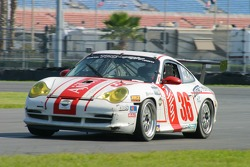 #36 TPC Racing Porsche GT3 Cup: Ian Baas, Spencer Pumpelly