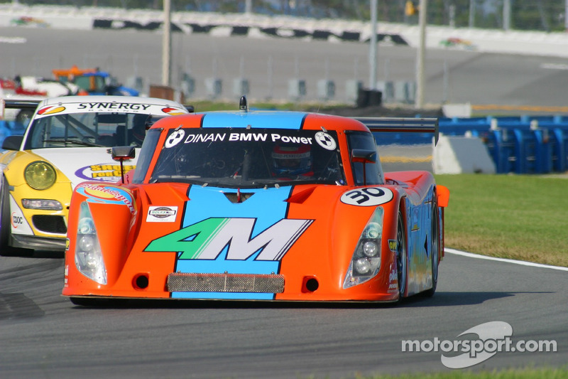 #30 Sigalsport BMW BMW Riley: Matthew Alhadeff, Bill Auberlen