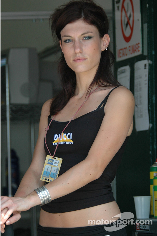 Une jolie jeune danoise