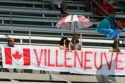 Jacques Villeneuve fans