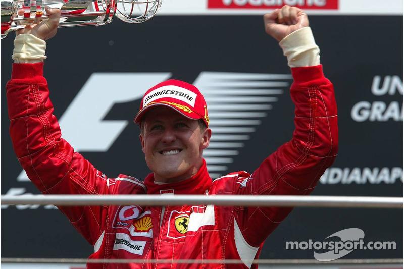 2006 - Michael Schumacher, Ferrari
