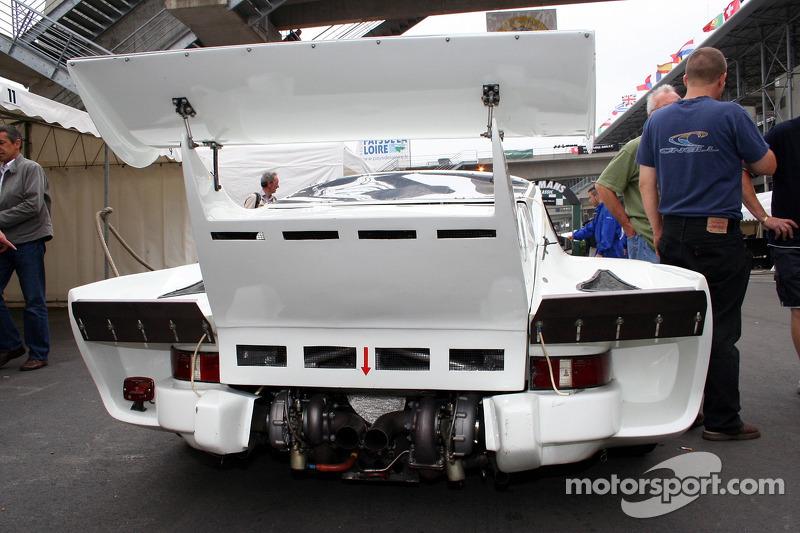 Grille 6 #70 Porsche 935 K3 1979