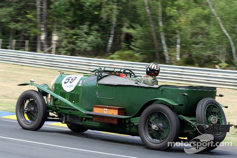 #59Bentley 3Litre Tourer 1925