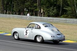 #5 Porsche 356 1953