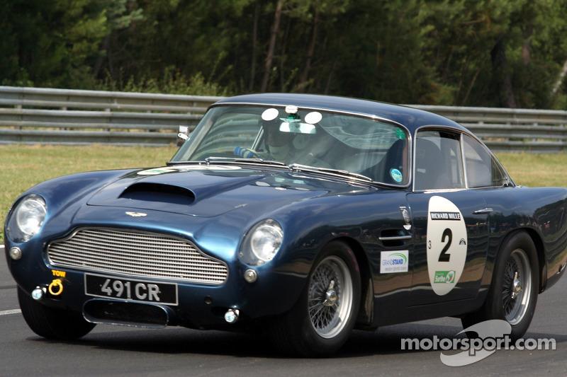 #2 Aston Martin DB 4 GT 1960