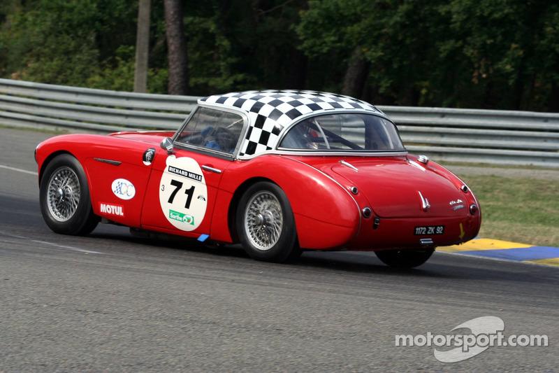 #71Austin Healey 3000 1961