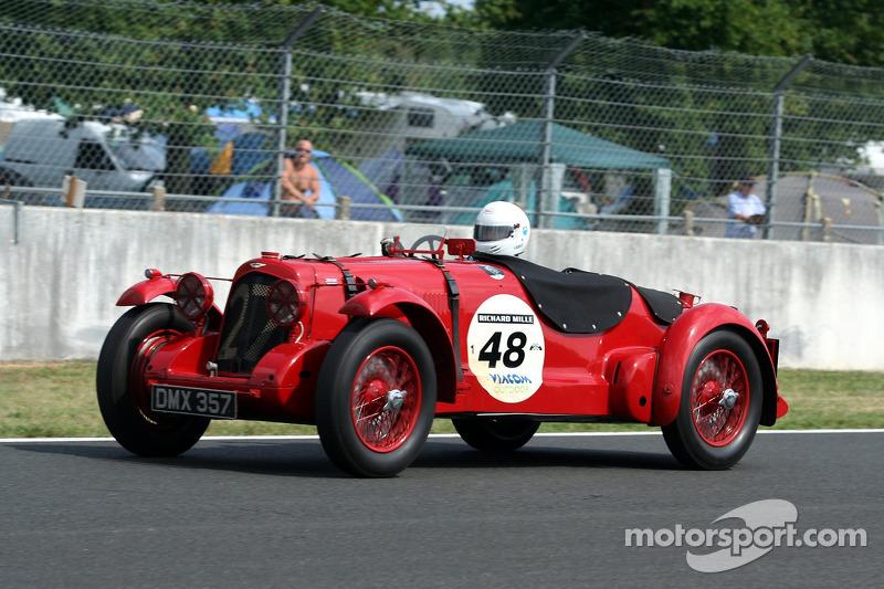 #48 Aston Martin 2 Litres Speed 1936