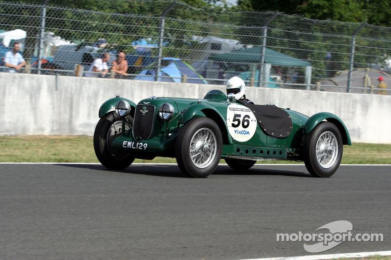 #56 Aston Martin Speed Model 1936