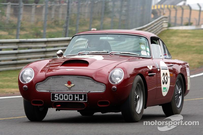 #33 Aston Martin DB 4 GT 1960