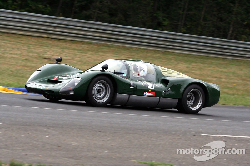 #47 Porsche 906 1966