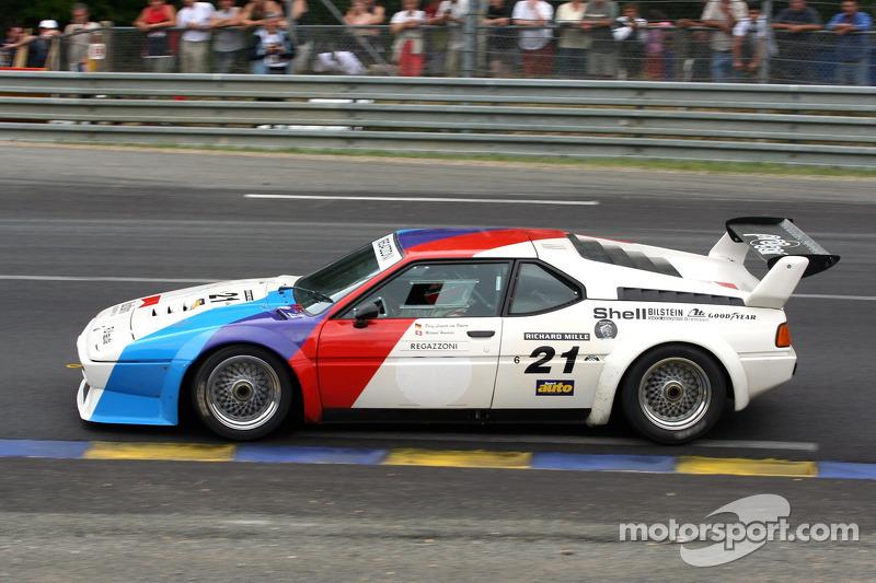 #21 BMW M1 1979